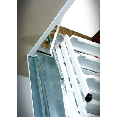 Isotec Luxe противопожарная , утеплённая чердачная лестница