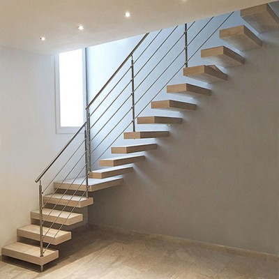 консольная лестница  из италии