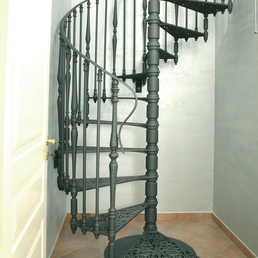 лестница винтовая чугунная 2070E