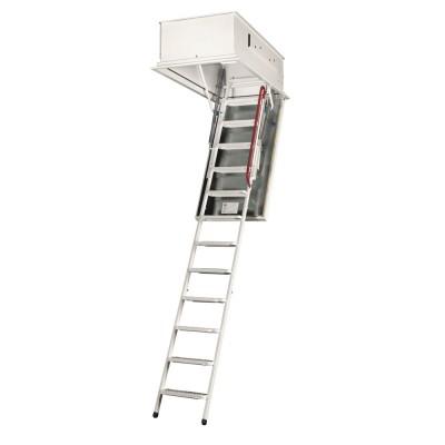 утеплённая чердачная лестница Eurostep