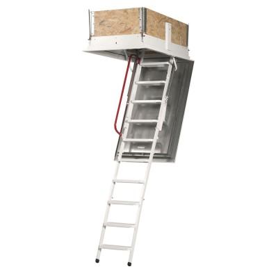 утеплённая чердачная лестница Isotec Luxe