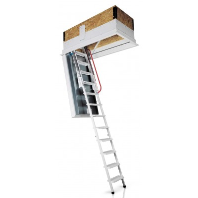 самая утеплённая чердачная лестница Isotec 200