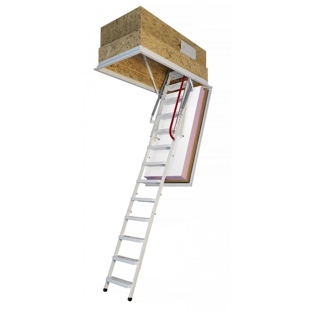 Klimatec 160 утеплённая чердачная лестница