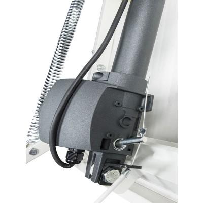 привод лестницы с электроприводом Aci Alluminio Motorizzata base