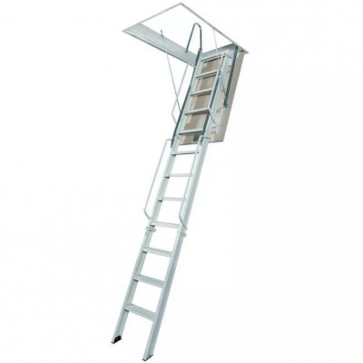 чердачная трёхсекционная лестница ACI-3  Италия