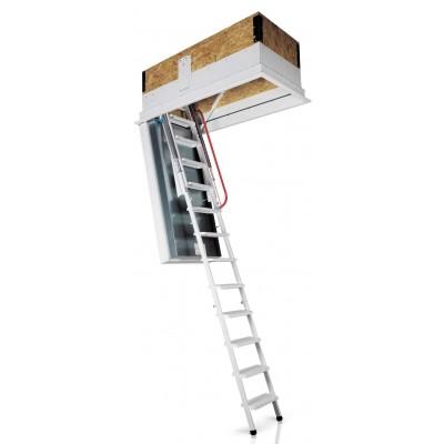 самая утеплённая чердачная лестница Isotec AUTO 200