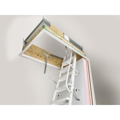 Klimatec 160 smart - утеплённая огнестойкая чердачная лестница