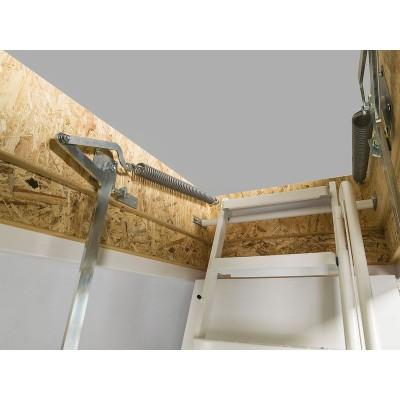 Klimatec 160 smart - утеплённая чердачная лестница