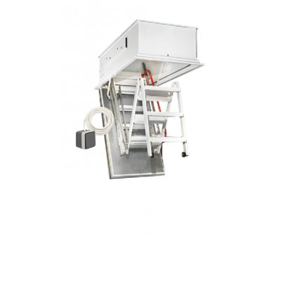 Wippro Electro - утеплённая лестница с электроприводом