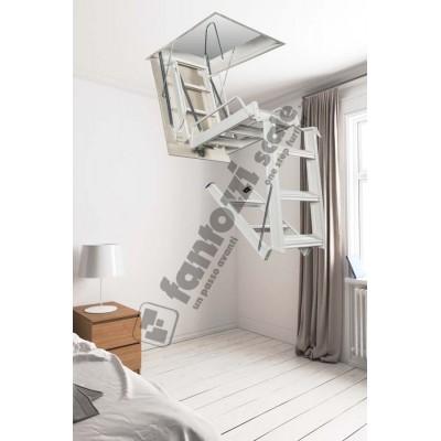 чердачная складная лестница Fantozziscale ACI-4