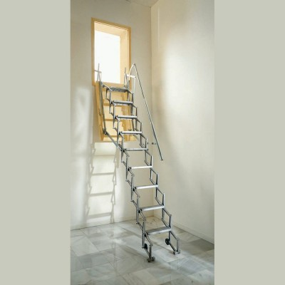 лестница в стену Aci Alluminio Verticale