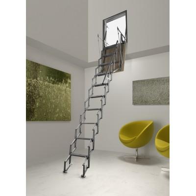 лестница вертикальной установки Aci Alluminio Verticale