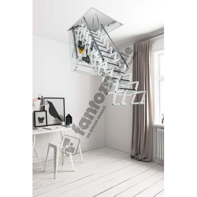лестница с мотором Aci Alluminio Motorizzata