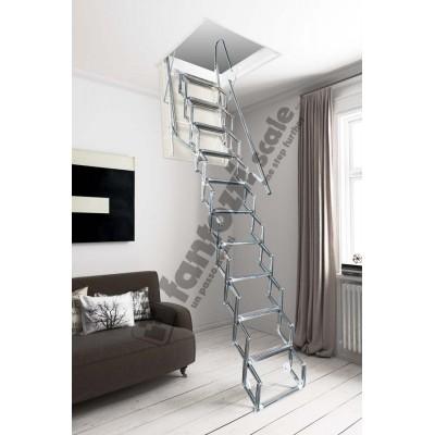 ножничная лестница Aci Svezia  Fantozziscale