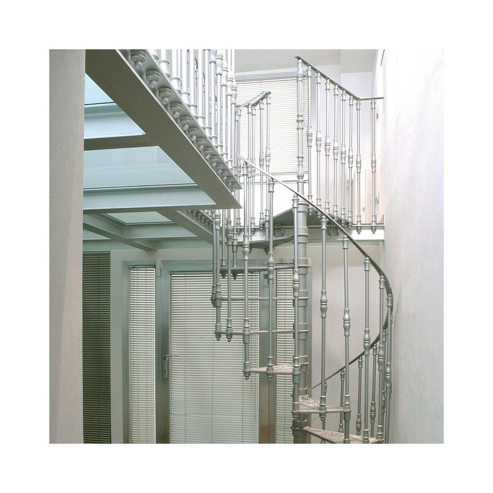 чугунная винтовая лестница 2010E