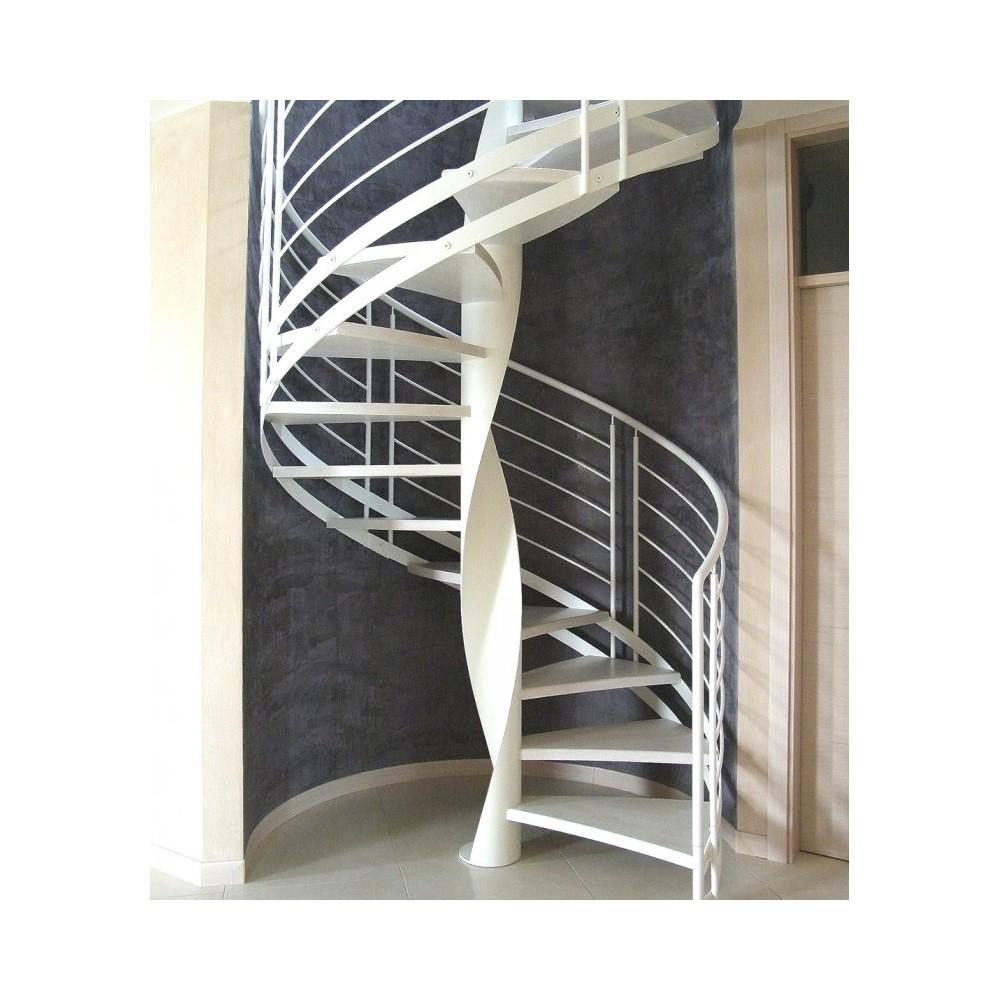 винтовая спиральная лестница emme-95