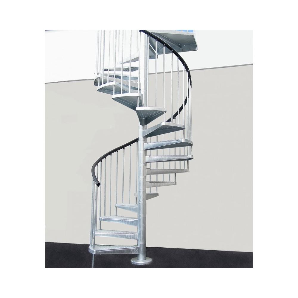 оцинкованная лестница emme-0