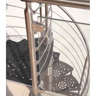 ступени винтовая металлическая лестница emme-99 esternaemme-99 esterna