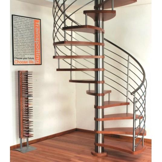 Итальянские винтовые лестницы: надежность и эстетика , фото каталог