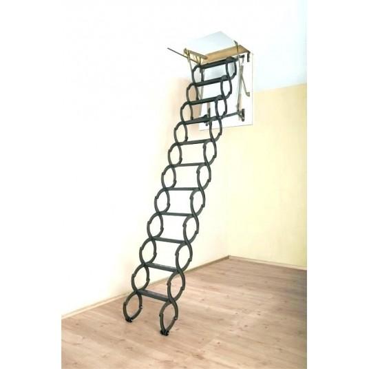 Чердачные ножничные лестницы