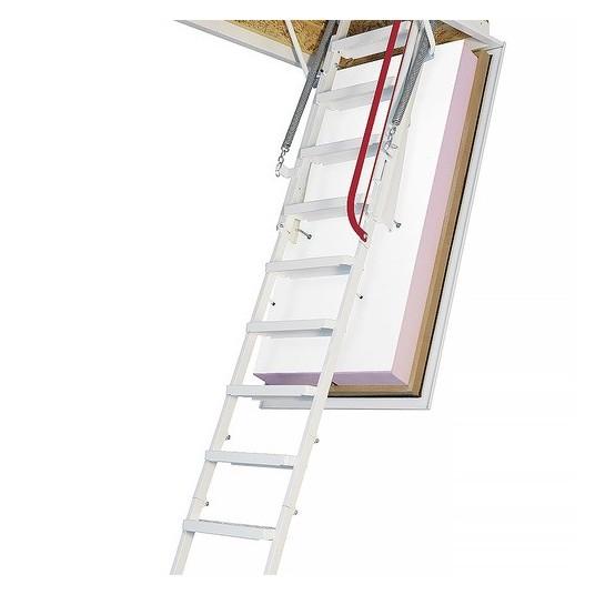 утепленные лестницы на чердак
