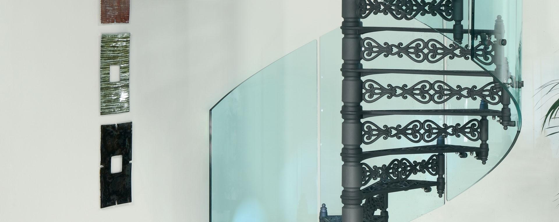 Чугун и стекло